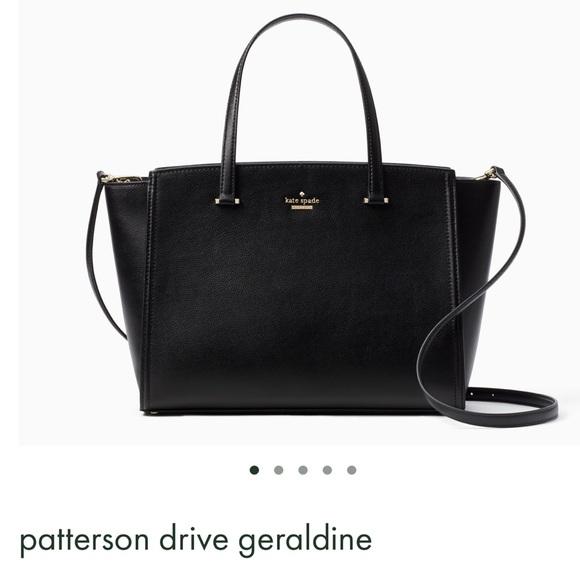 kate spade Handbags - NWT Kate Spade Patterson Drive Geraldine LARGE